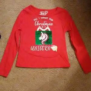 Jojo Siwa long sleeve Christmas shirt